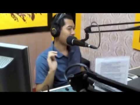 SELLY FEBRILIA MAYORA  TALK SHOW DI RADIO BATAM FM