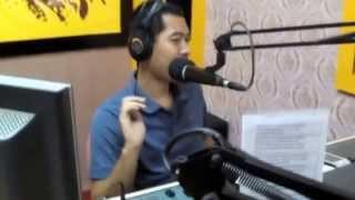 SELLY FEBRILIA MAYORA  TALK SHOW DI RADIO BATAM FM