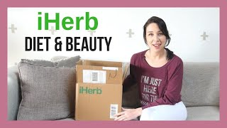 iHerb Haul - Favorite Diet & Beauty Products