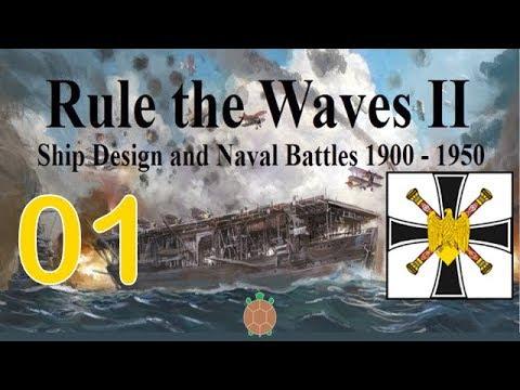 Rule the Waves 2 | Germany (1900) - 01 - Legacy Fleet