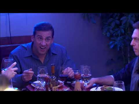 The Office - Dinner Party - That's What She Said