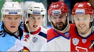 Лучшие голы регулярного сезона КХЛ 14 15 KHL Top 10 goals for 14 15 regular seasons