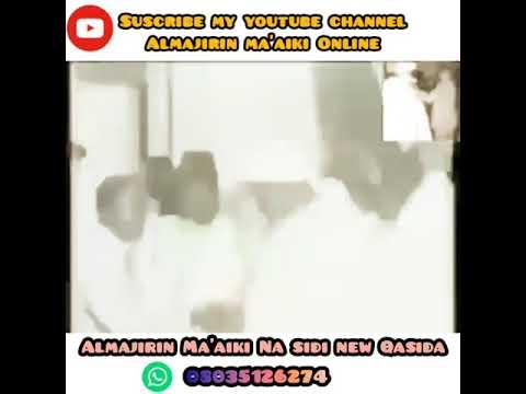 Download Almajirin ma'aiki Na sidi ya Tona asiri akan Shehu ibrahim inyass RTA