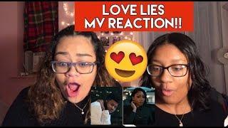 Khalid & Normani - Love Lies | Music Video (REACTION) Video