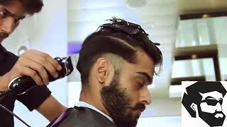 Haircut Transformation Tutorial - Undercut - Easy Hairstyle For men #2018