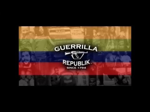 GUERRILLA REPUBLIK OUTLAW WARRIORZ