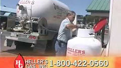 Heller's Gas  Effort, PA
