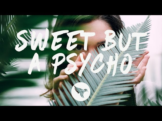Ava Max - Sweet but Psycho (Lyrics) Elijah Hill Remix