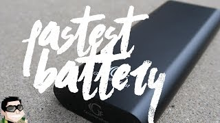 The Fastest Usb Battery Bank