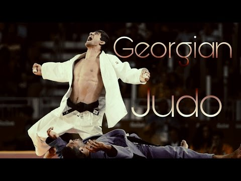 GEORGIAN JUDO - JudoWorld柔道