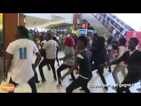 Flash mob Cap Sud
