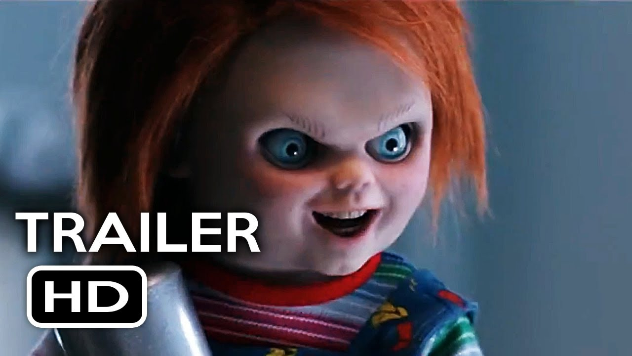 Cult Of Chucky Official Trailer 1 2017 Horror Movie Hd Youtube