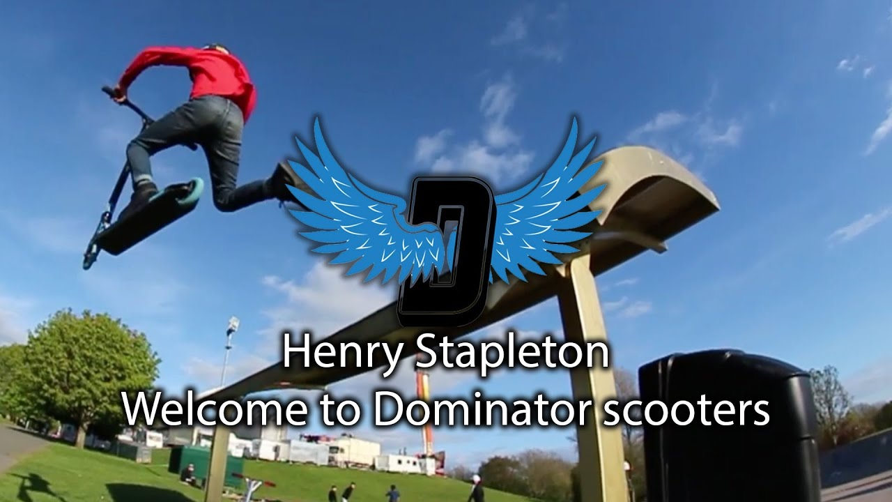 WELCOME TO DOMINATOR | HENRY S...