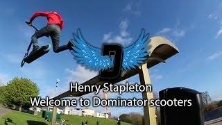 WELCOME TO DOMINATOR | HENRY STAPLETON