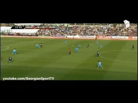 Dila Gori - Dinamo Tbilisi 1-1 (Georgian Premierleague 2013/14) Matchday 2