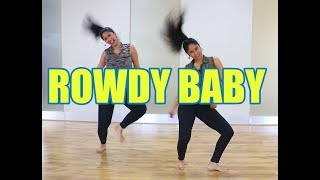 Rowdy Baby Choreography | Dhanush, Sai Pallavi | Ni Nachle | Dance Cover