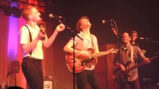 The Lumineers - Ho Hey Live [27.02.2013 | Live Music Hall Köln]
