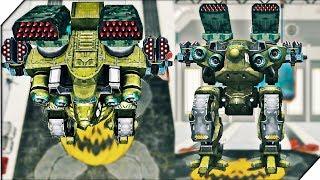 НОВЫЕ ПУШКИ Zenit. ВОЙНА РОБОТОВ - Игра War Robots. Игры для андроид.