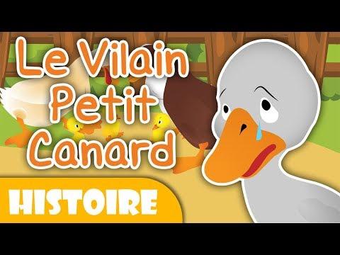 Le Vilain Petit Canard  - Histoires avant de s'endormir - Histoire pour Enfants
