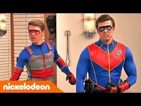 Henry Danger   Mejores Amigos 😎   Latinoamérica   Nickelodeon en Español