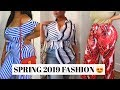 HUGE SEXY SPRING 2019 CLOTHING TRY-ON HAUL + GIVEAWAY | ft Rosewe & Lifestyle With Angel
