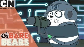 We Bare Bears | Winner Winner Ice Cream Dinner | Cartoon Network