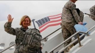 Американские солдаты с радостью покидают Ирак(http://ru.euronews.net/ Долгожданное возвращение домой. Окончательный вывод американских войск из Ирака начался..., 2011-11-02T19:44:08.000Z)