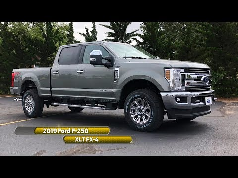 2019 Ford F-250 XLT FX-4