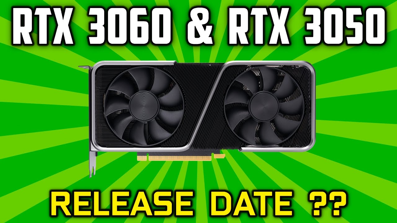 RTX 3060 & RTX 3050 Updates + How you can make your PC look and run Cool [HINDI]