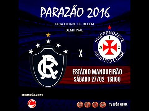 Parazão 2016 - Clube do Remo 1 (3) x (1) 1 Independente - Jogo Completo