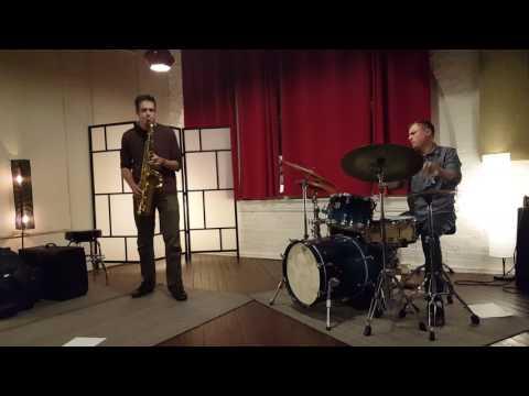 Buckley/Kline duo @ The Golden Mean, 5/7