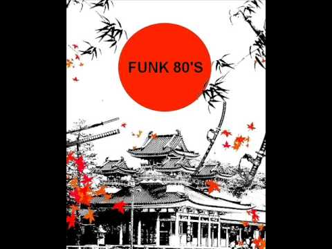 Funk 80's Japan Greatest Hits Mix