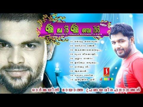 Malarmanchal|Saleem kodathoor|Kollam Shafi|Hit Mappilapattukal|Selected Mappila Album Songs