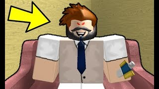ESCAPE FROM THE EVIL FATHER IN ROBLOX!!