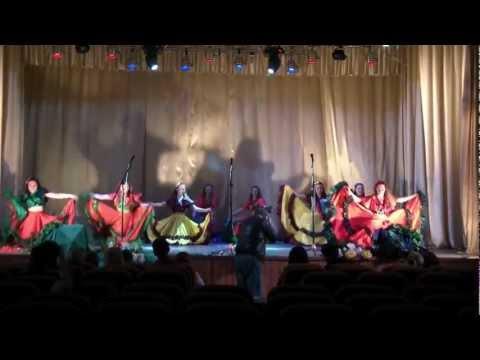 видео: Гадалка (Цыганский танец)