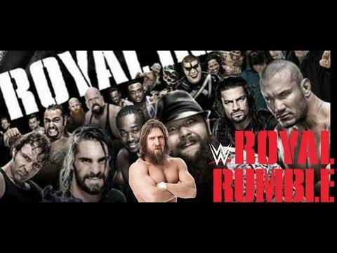 Royal Rumble 2016 Match Prediction