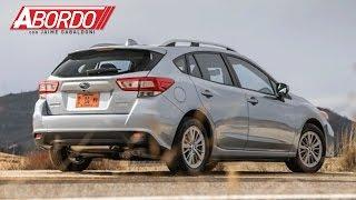 El Subaru Impreza 2017 llega al mercado con muchas variantes para elegir