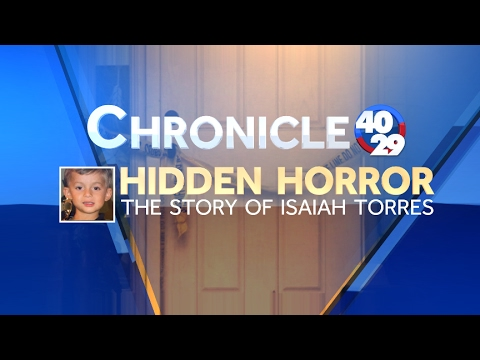 CHRONICLE: Hidden Horror, The Story of Isaiah Torres
