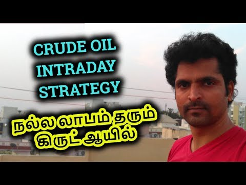 Crude Oil Trading tips in Tamil | CRUDE OIL INTRADAY STRATEGY | WORKING PERFECTLY