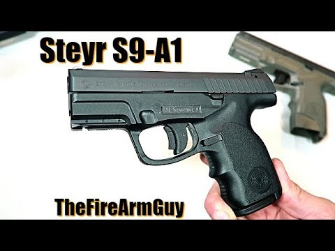Steyr S9-A1 Review - TheFireArmGuy