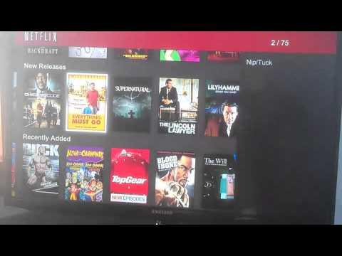 WD TV Live Streaming y Netflix desde España