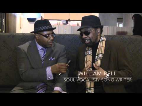 """The Pace Report: """"Baptism By Soulful Water"""" The William Bell Interview"""