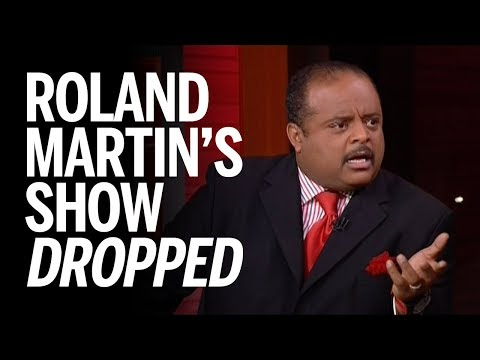 "Roland Martin's Show ""TV One: News One Now"" Cancelled; Blames Free Content, YouTubers (REACTION)"
