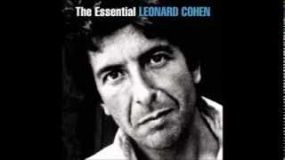 Leonard Cohen Take This Waltz