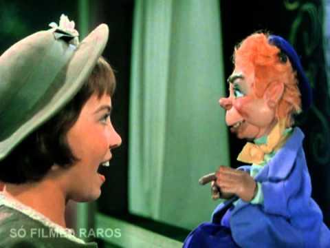 DVD LiLi - 1953 DUBLADO (Leslie Caron) Qualidade DIGITAL Remasterizado RARO