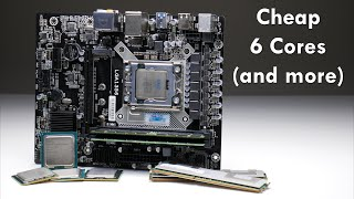 6 Cores (and more) for everyone! Taking a closer look at the LGA 1356 platform.