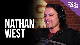 Nathan West Talks Chyler Leigh, East of Eli and Bring it On
