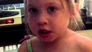 2013 06 03 Kelsey Sitting in Dad's Lap