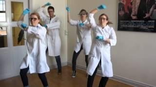The Nuclear Style (Gangnam Style Dance)