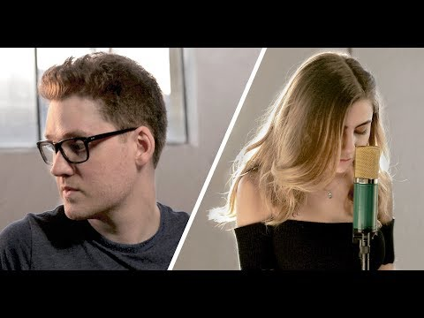 Happy Now - Zedd (ft. Elley Duhé) | Alex Goot & Jada Facer